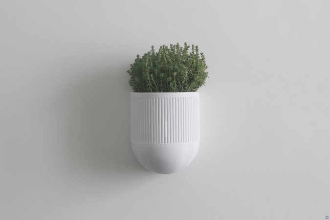 3D PRINTED SMART PLANTER