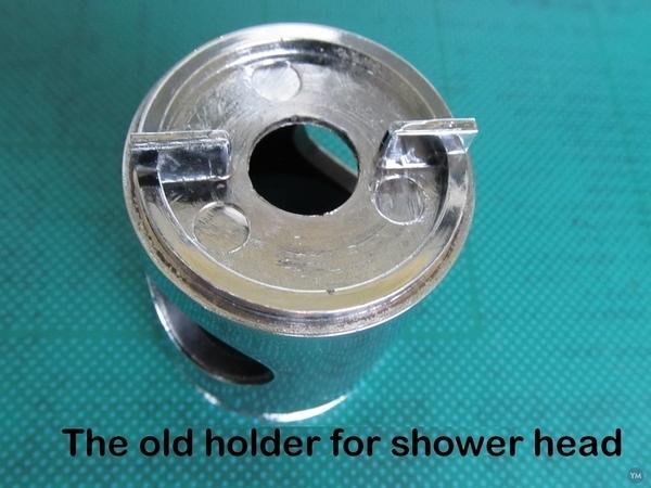 holder for shower head