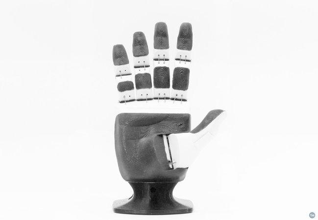 Brunel Hand STL files (.zip)