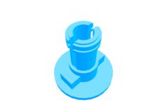 Coffee grinder coupler