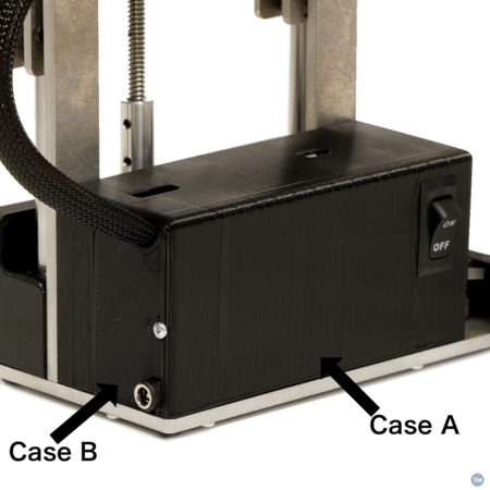 Electronics Case for the Printrbot Smalls