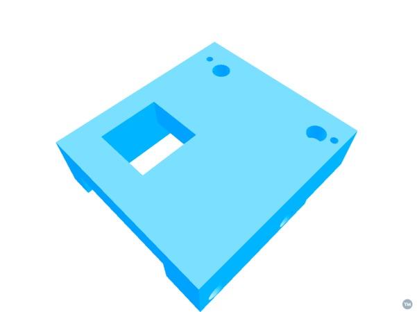 XZ Block for Printrbot Smalls Kit