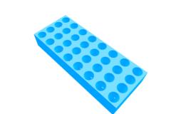 Rendering of Mag Separator 0.2m L 4rowws