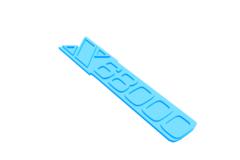 Rendering of X68k Logov2