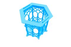 Rendering of Base Gothic Lantern