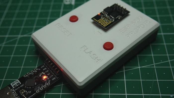 ESP8266 Programmer Case