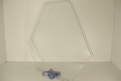 Glass Bed Stand 01