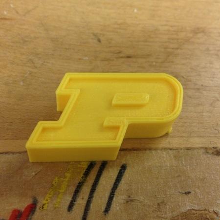 Purdue P Logo