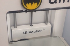 Batman On Printer