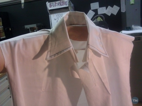 Dress Shirt (Collared Long Sleeve)
