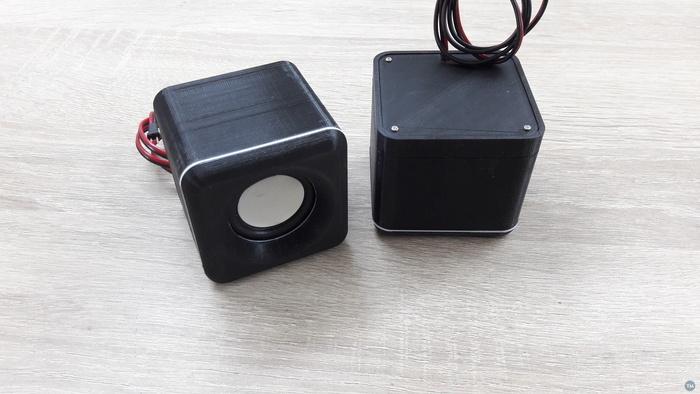 Mini Speakerbox