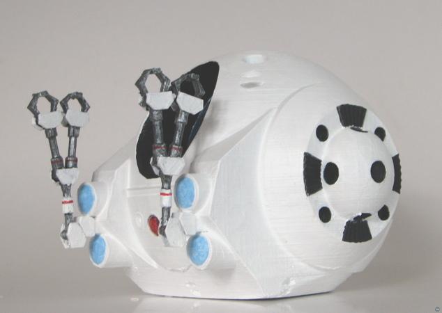 EVA Pod from 2001 A Space Odyssey