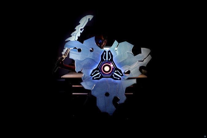 Guardian Shield+ Zelda Breath of the Wild