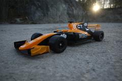 Open Rc F1 Dual Color Mc Laren Edition1