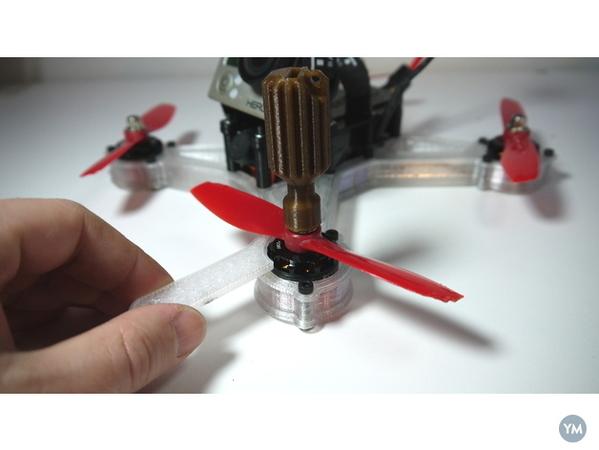 OpenRC Mini Quad Prop Tools
