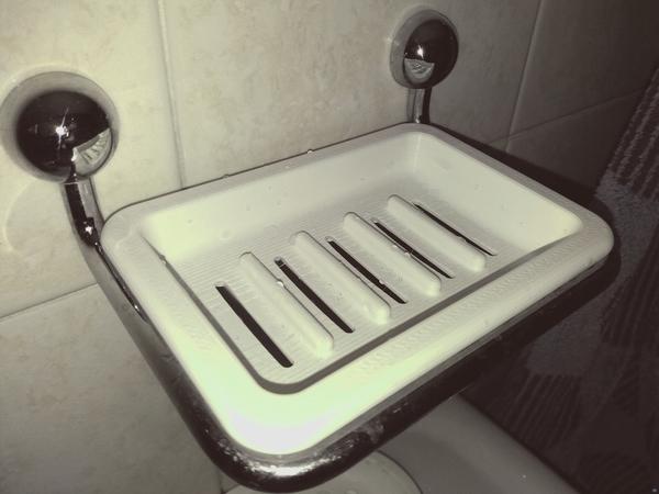 Soap holder 2