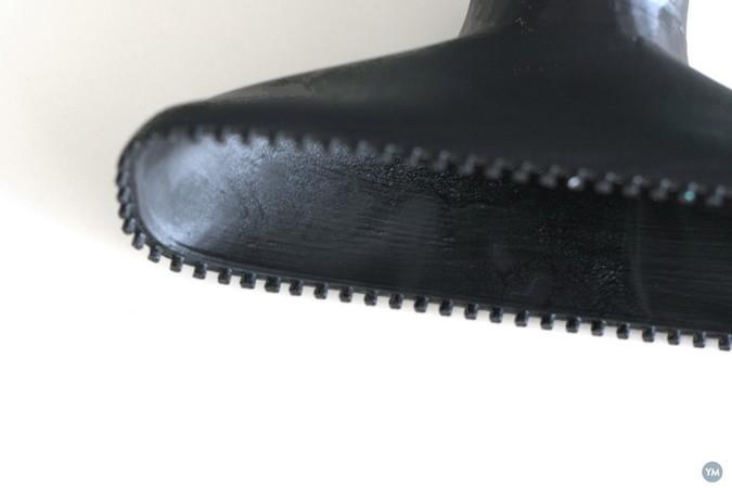 Vaccum cleaner nozzle for velvet (v3)