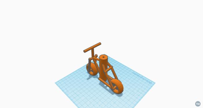 Bike Pen Grip