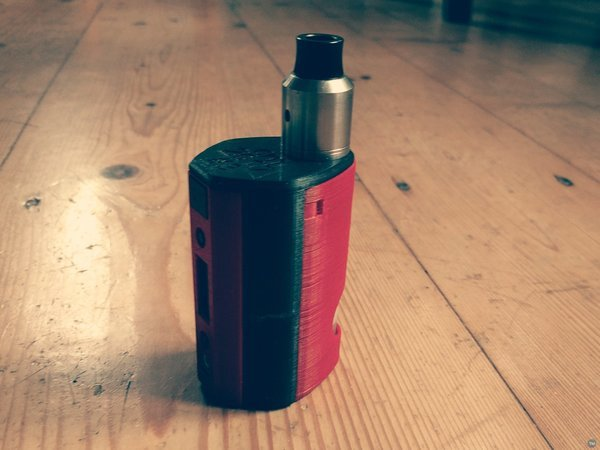 Regulated squonking mod