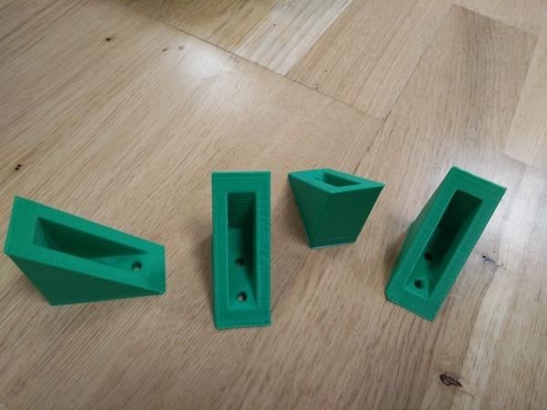 Shelf bracket (parametric)