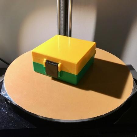 Carbonoid's Washi Tape Box