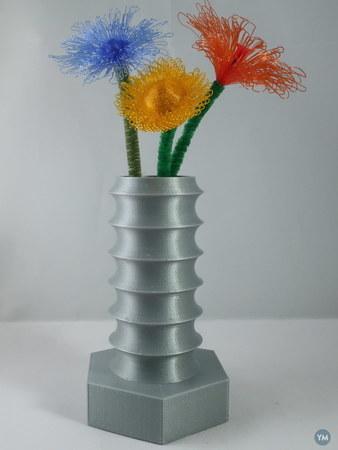 screw it bud vase