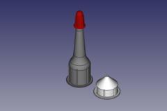 Cartridge Nozzle