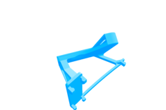 Rendering of Phone Holder