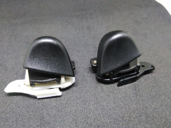 Steam Controller bumper / should / trigger mechanism