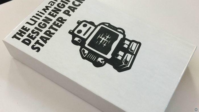 Ultimaker Design engine Challenge Week 4