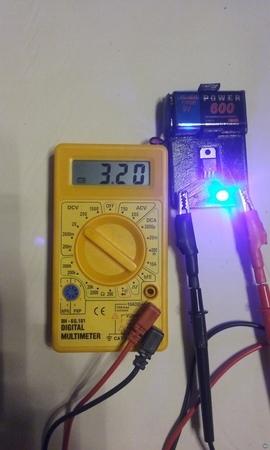 Probador de LED's