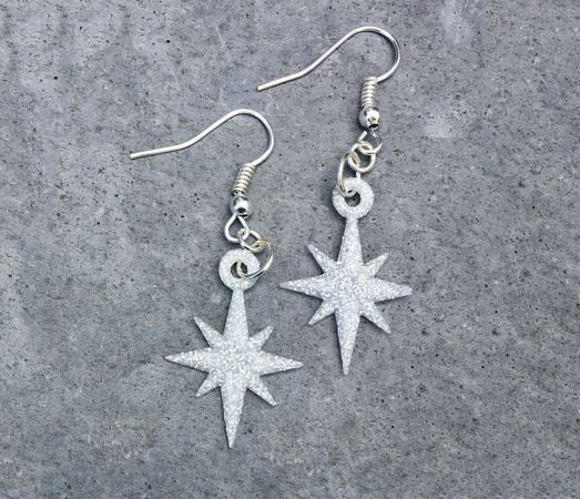 Starflake Earrings