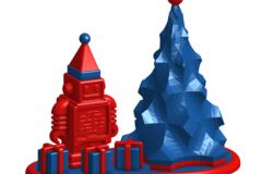 Ultimaker Christmas