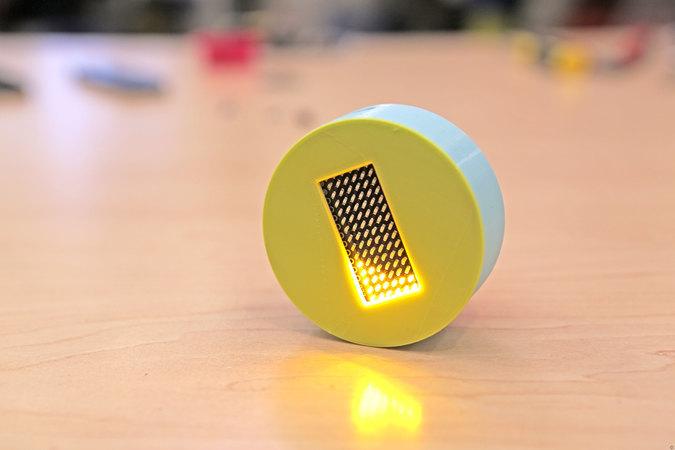 Animated LED Sand Physics Toy