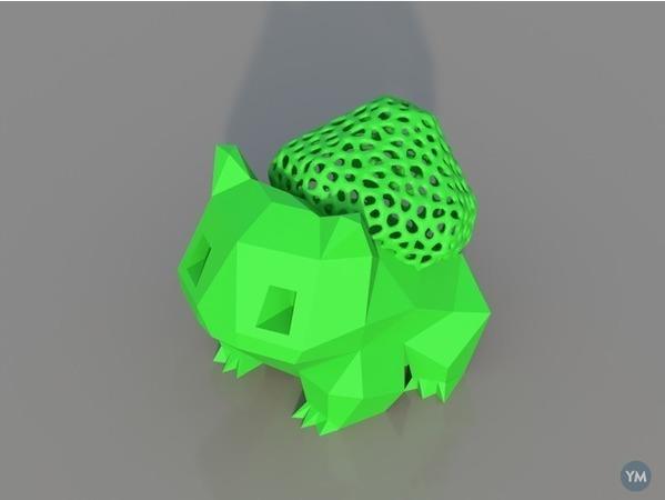 Hybrid Bulbasaur