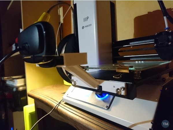 MP Select Mini webcam holder