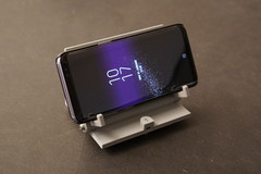 Smartphone Desktop Stand  Adjustable Angle  V01   By Creative Tools.Se