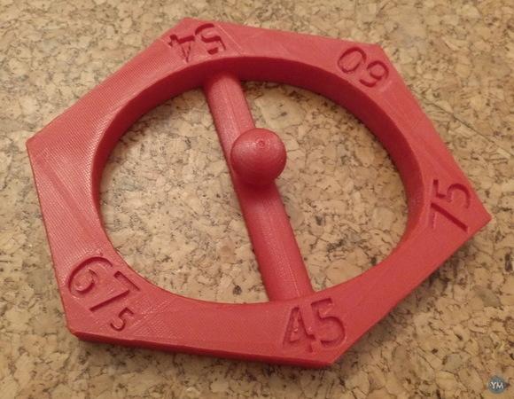 Poly-gauge (Winkeleinstelllehre)