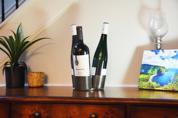 Wine Bottle Carousel - 3D Printing Build