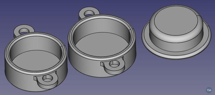 Meade ETX90 Dust Caps