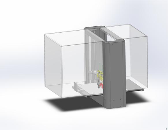 Heated Build Chamber