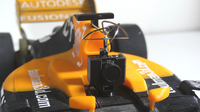 OpenRC F1 FPV Camera Mount