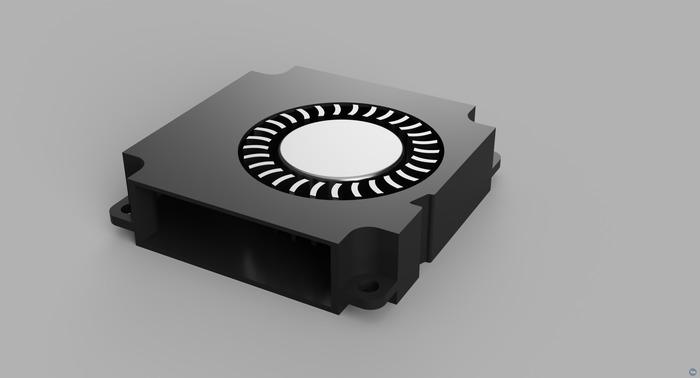 40mm x 10mm Side Blower Fan