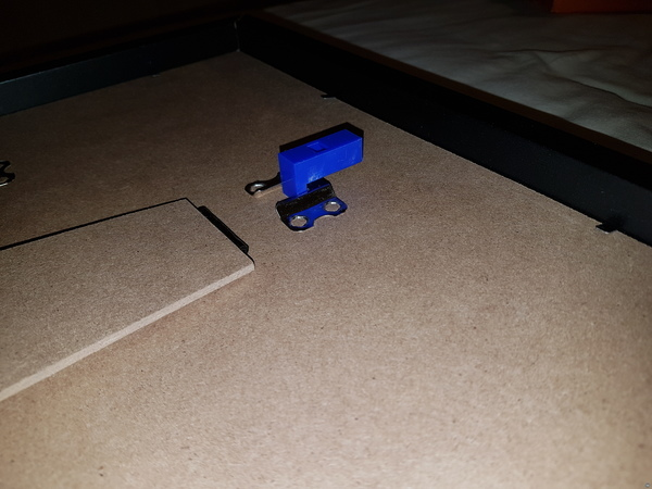 Box Frame Wall Hook Adapter