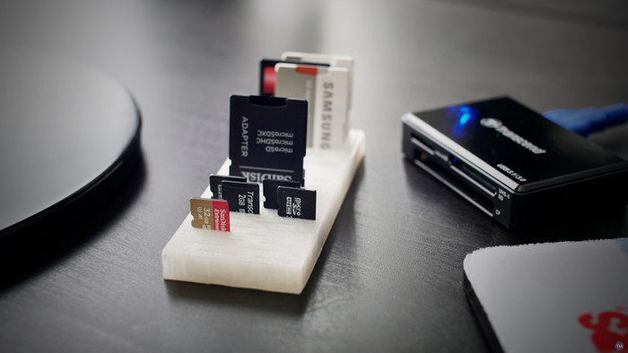 SD Card Caddy