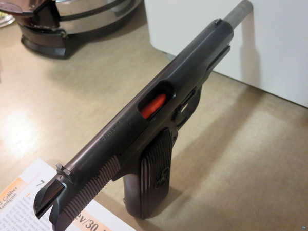 7.62 Tokarev/.30 Mauser Snap Cap/Replica