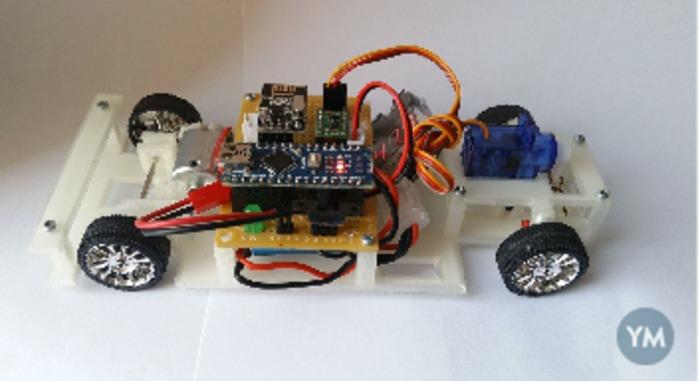 World of programming: Design a car