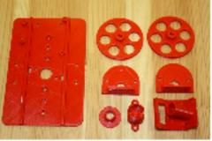 3 D Printed Parts