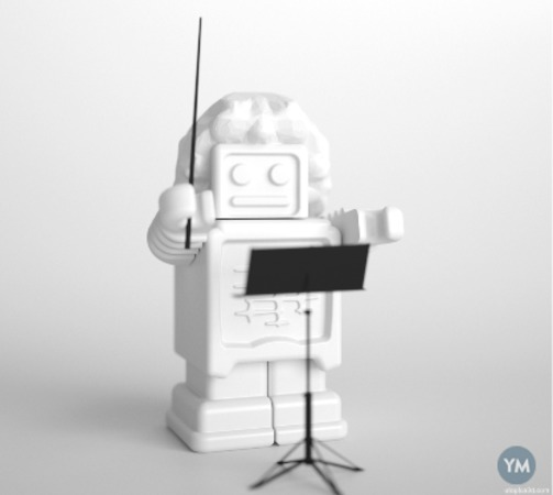 Create an Ultimaker Orchestra of 3D printed Instruments