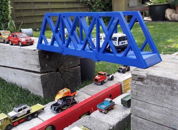 Design and build the perfect bridge